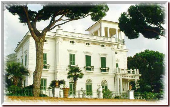 Villa Maria Teresa Formia